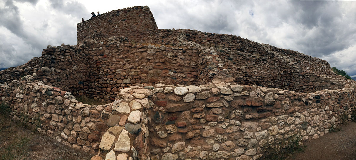 For hundreds of years, people made a home at Verde Valley's Tuzigoot