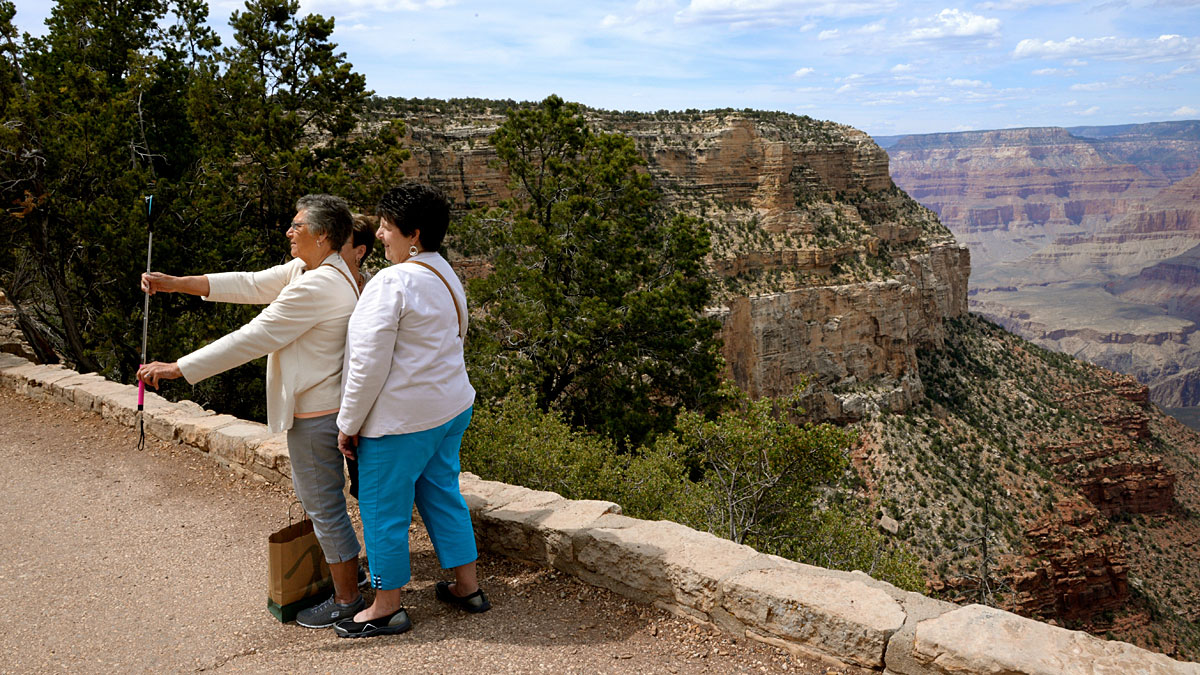 Grand Canyon is Arizona's most-famous (and most-visited) landmark
