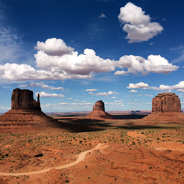 Monument Valley was fun, but not worth two nights