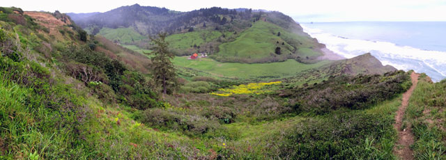 The Lost Coast Headlands